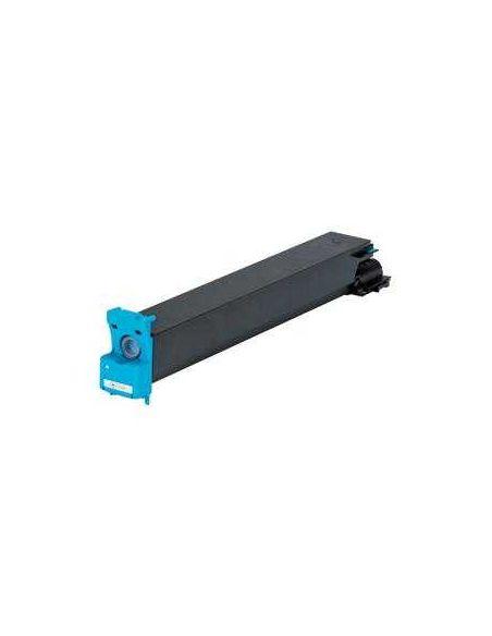Tóner para Konica Minolta TN210C Cian 8938-520 No original para Bizhub C250 C252