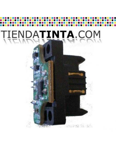 Chip para Konica Minolta Negro para resetear unidad de imagen para C350