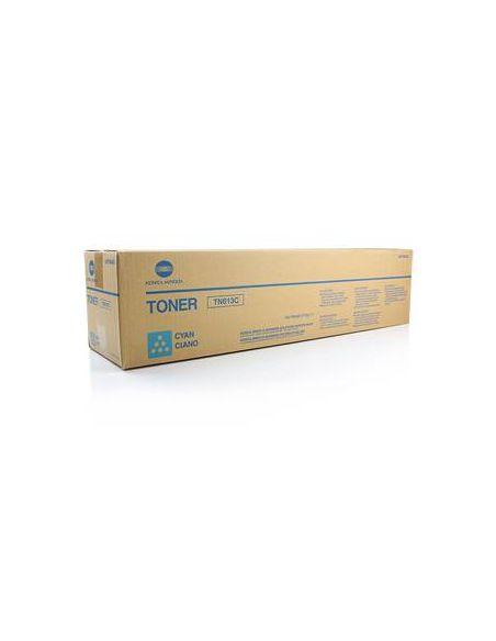 Tóner Konica Minolta TN613C Cian A0TM450 para Bizhub C452 C552