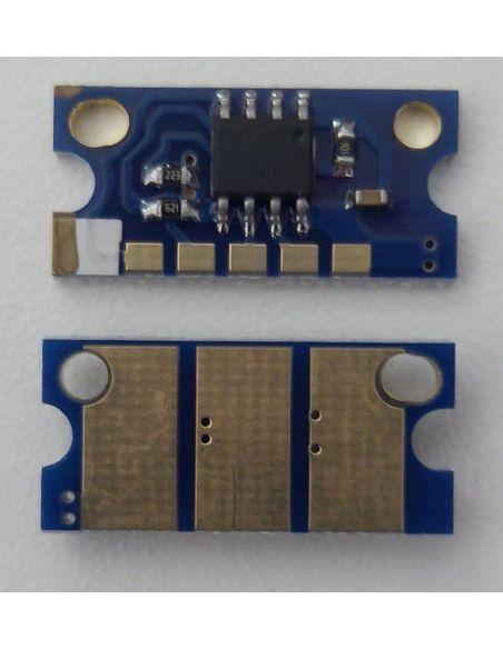 Chip para Konica Minolta Magenta para Bizhub C250 C252