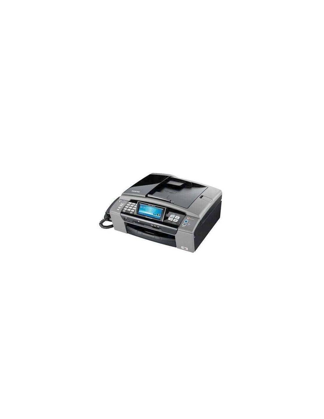 Brother Mfc 790cw Impresora De Inyecci 243 N De Tinta