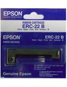 Cinta Epson ERC22B Negro...