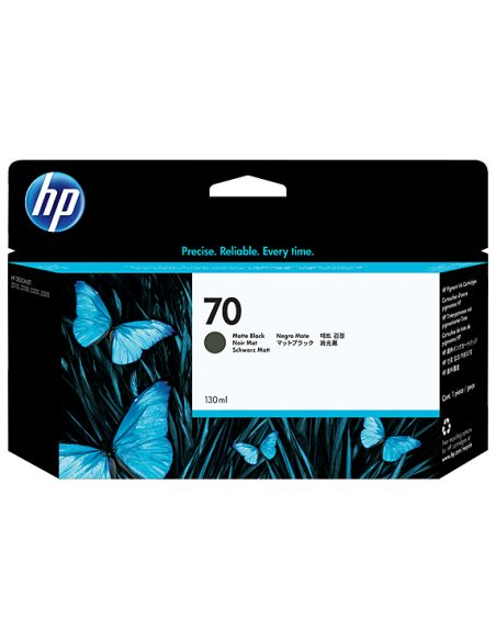 Tinta HP 70 Matte Negro (130 ml)