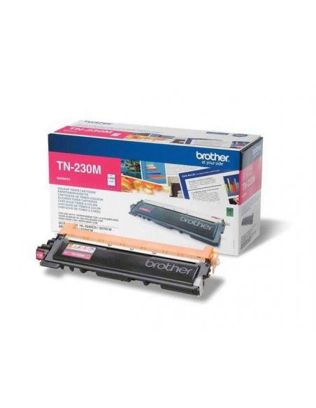 Tóner Brother TN-230M Magenta (1400 Pag) para DCP-9010 HL-3040