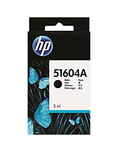 Tinta HP 51604A Negro (3ml)