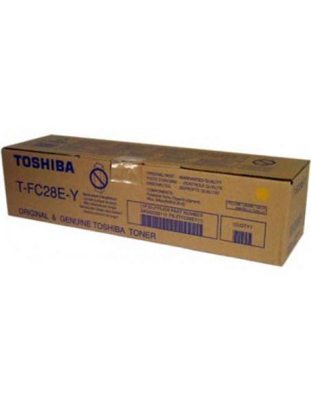 Tóner Toshiba T-FC28-Y AMARILLO (24000 Pag) para e-Studio 2330 2820