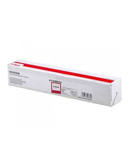 Tóner Oki 44469723 Magenta para C500 MC561