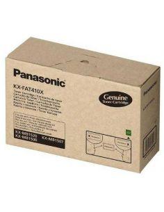 Tóner Panasonic KX-FAT410X NEGRO (2500 Pág)