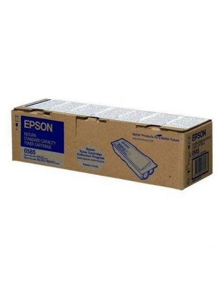 Tóner Epson 0585 Negro C13S050585 para Aculaser M2400 MX20