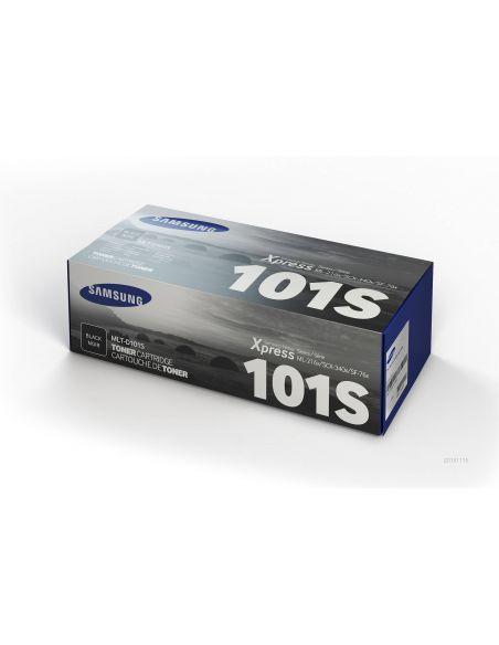Tóner Samsung 101S-SU696A Negro (1500 Pág)
