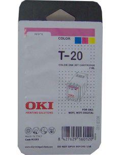 Tinta Oki 09218989 Color T-20 (7ml) Original