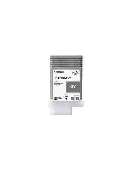 Tinta Canon 106GY GRIS 6630B001 (130ml)