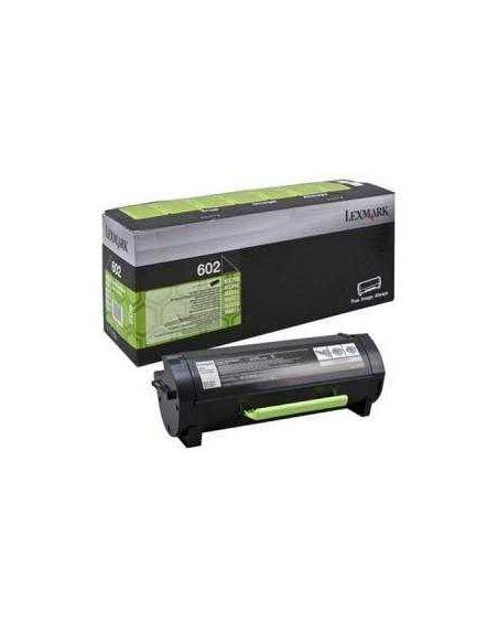 Tóner 60F2000 Lexmark 602 Negro para MX310 MX410