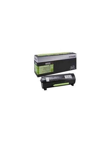 Tóner 60F2X00 Lexmark 602X Negro para MX510 MX611