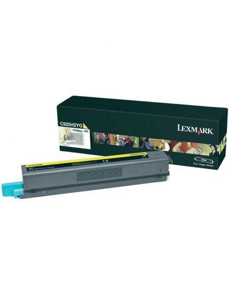 Tóner Lexmark C925H2YG AMARILLO para C925