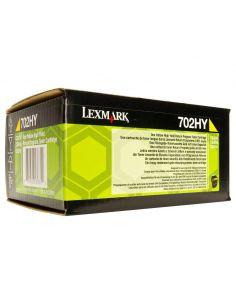 Toner Lexmark 70C2HY0 Amarillo (3000 PAG) Original
