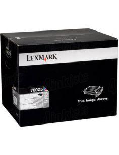 Tambor Lexmark 70C0Z50 Negro COLOR...