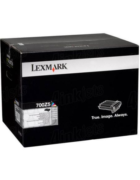 Tambor Lexmark 70C0Z50 Negro COLOR (40000 Pág)