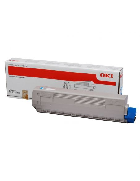Tóner Oki 44844507 Cian para C831 C841