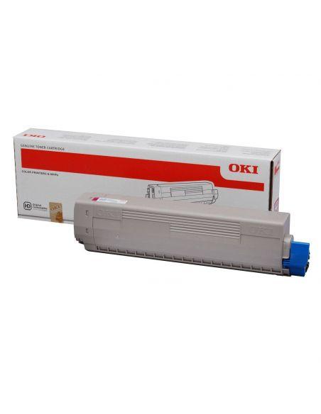 Tóner Oki 44844506 Magenta para C831 C841