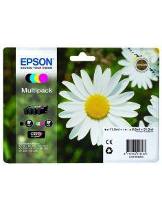 Tinta Pack Epson 18XL BK, C, M,Y Original