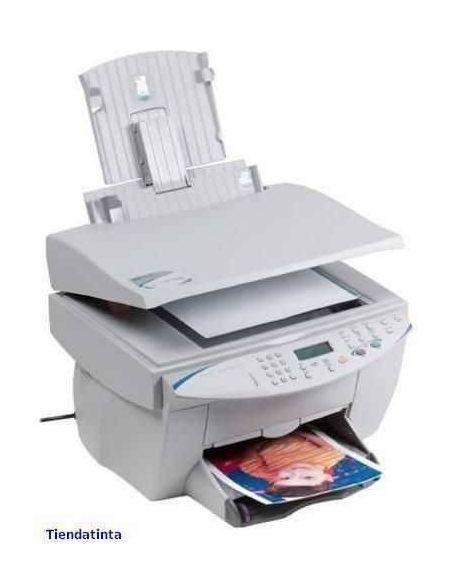 HP ColorCopier 290 (Pinche para ver sus consumibles)