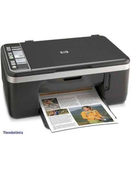 HP DeskJet F4100 (Pinche para ver sus consumibles)