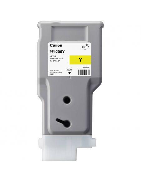Tinta Canon 206Y Amarillo 5306B001 (300ml)