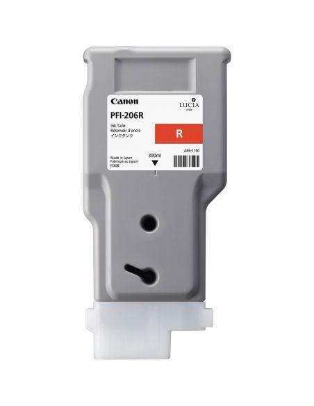 Tinta Canon 206R ROJO 5309B001 (300ml)