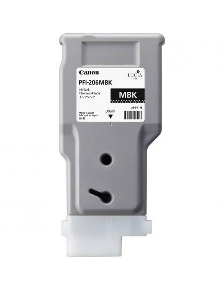 Tinta Canon 206MBK Matte Negro 5302B001 (300ml)