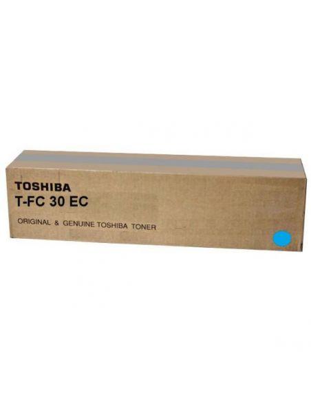 Tóner para Toshiba T-FC30E-C CIAN (33600 Pag) No original para e-Studio 2050 y mas