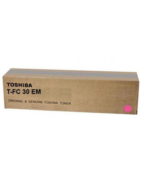 Tóner para Toshiba T-FC30E-M MAGENTA (33600 Pag) No original para e-Studio 2050 y mas