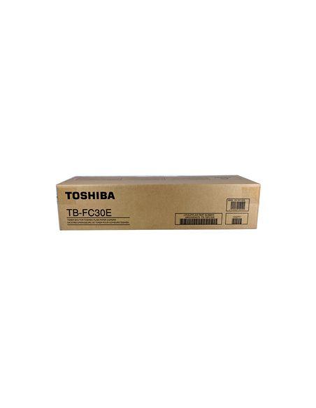 Contenedor residual para Toshiba TB-FC30E