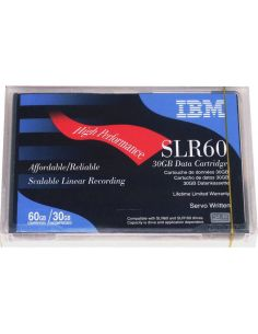 Cinta de datos IBM 19P4209 SLR60 (30Gb/60Gb)
