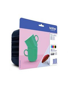 Pack Tinta Brother LC227XLVAL...