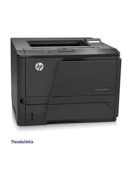 HP LaserJet Pro M401 / M401d / M401dn / M401dne / M401dw (Pinche para ver sus consumibles)