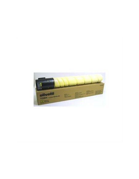 Tóner B0855 Olivetti Amarillo para D-Color MF200 MF280