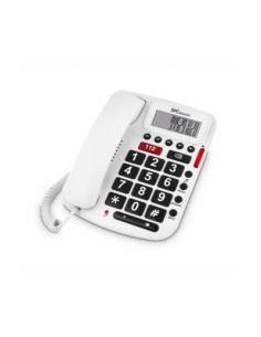 Telefono teclas Grandes SPC Blanco 3293B 112 83dB ML
