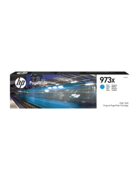 Tinta HP 973X Cian (82ml)(7000 pág)