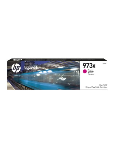 Tinta HP 973X Magenta (82ml)(7000 Pág)