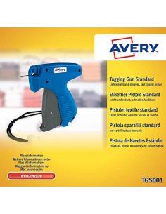 Pistola navetes incluye kit inicial Avery TGS001
