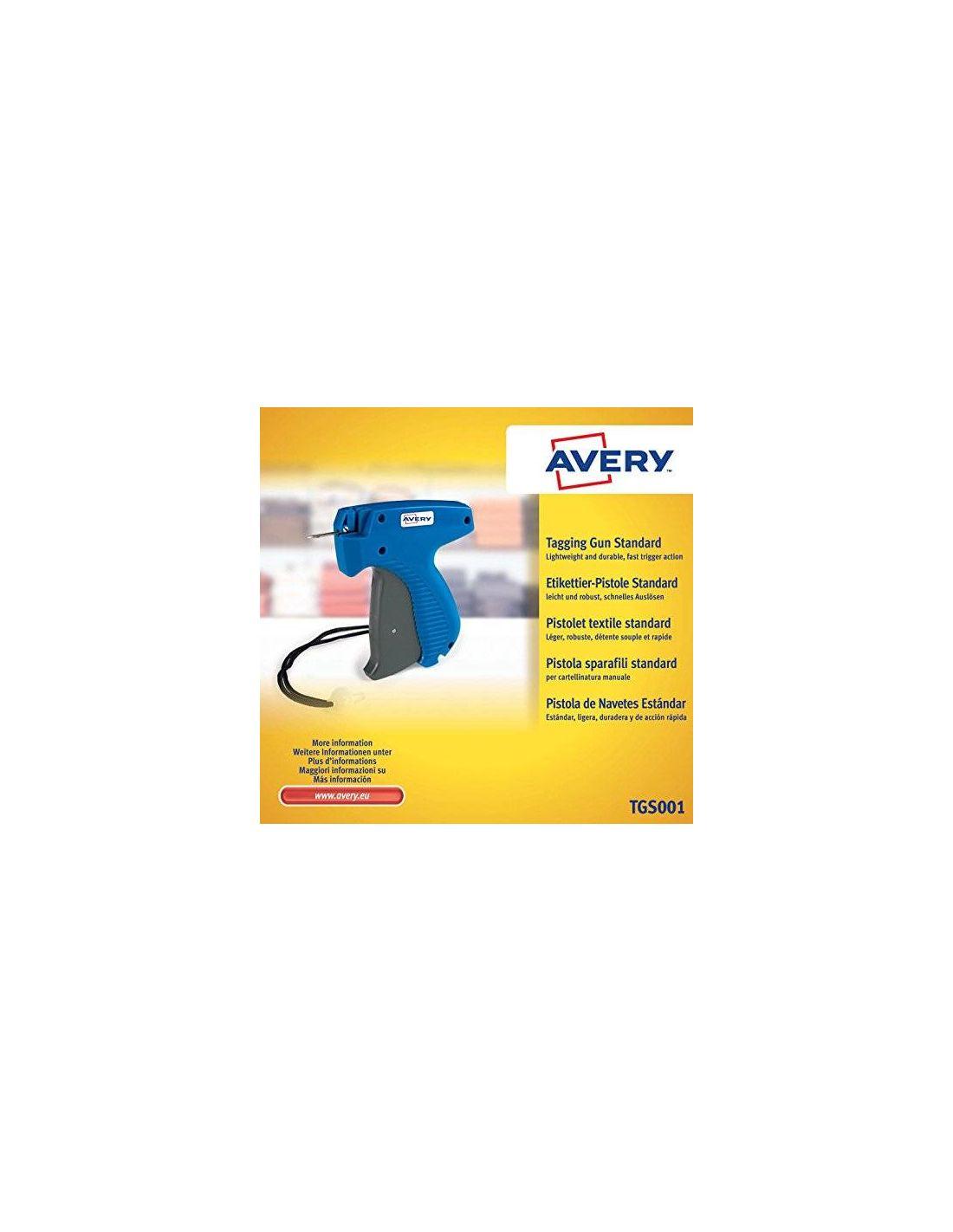 Avery TGS001 Pistola Sparafili per Cartellinatura Manuale