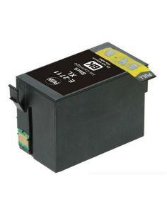 Tinta para Epson C13T271140 Negro 27XL (22,4ml) (No Original)