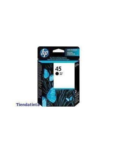 Tinta HP Nº45 Negro 51645ae (42ml)(930 pág)
