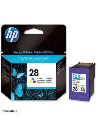 Tinta HP c8728ae COLOR Nº28 (8ml) Original