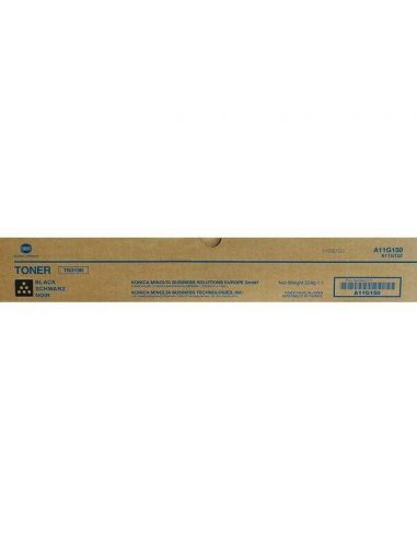 Toner Konica Minolta A11G150 Negro TN-319K (26000 Pag) Original