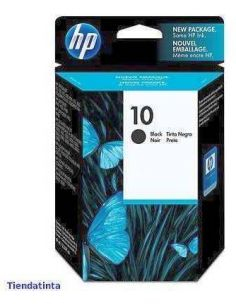 Tinta HP C4844A Negro Nº10 (69 ml)(1750 Pag) Original