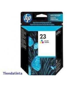 Tinta HP c1823de COLOR Nº23 (30ml) Original