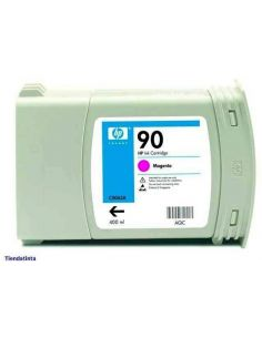 Tinta HP 90 Magenta C5063A (400ml)