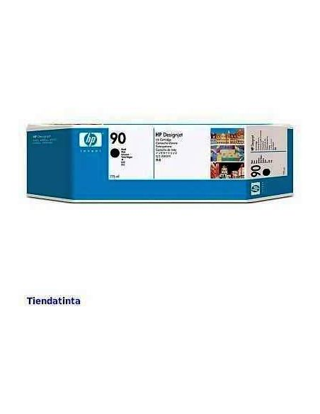 Tinta HP 90 negro (775ml)